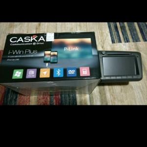 Kit Multimídia Caska completa para Honda Civic mod 2012/2013 Atendimento Cel., Dvd, Bluetooth e USB.