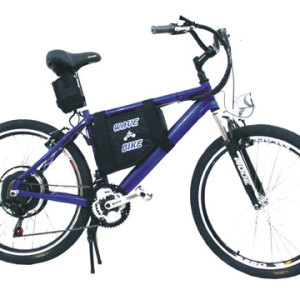 Bike elétrica toda de alumínio, freio V-brake, farol dianteiro de leg, voltímetro, motor de 350w, cambio shimano, autonomia-40km
