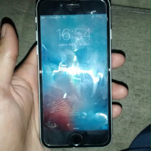 iPhone 6 Space Gray 64gb ENTREGA DO PRODUTO POR VIA CORREIO/SEDEX FRETE INCLUSO PAGAMENTO ANTECIPADO DE 50% DO VALOR  VIA DEPÓSITO OU TRANSFERÊNCIA ENVIAMOS PARA TODO O BRASIL