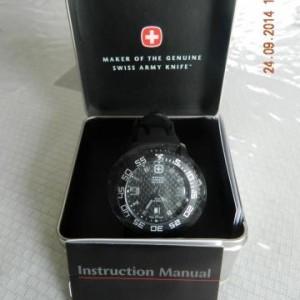 Relógio suíço Wenger unissex direto USA.
