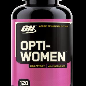 OPTI-WOMEN - OPTIMUM  O POTE CONTÉM 60 CAPSULAS