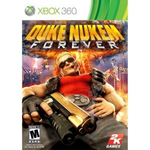 Duke Nukem Forever - XBOX 360 (original) Usado - Entrego no metrô de SP