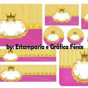 10 #rótulos de cada adesivo para #tubete #latinha #caçulinha #convite #baleiro #marmita#tag agradecimento #tag cupcake #água. Tema Princesa.
