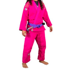 Gola grossa,com EVA (borracha) anti-bactericida,evita que o kimono seque e a gola continue molhada. #Kimono  (M1 ao A2).