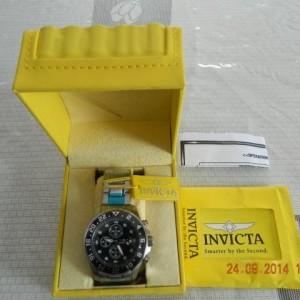 Relógio aviador Invicta direto USA.