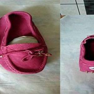 #novo #mocassin #sapato #comprar #euquero #vender #sapatofeminino Mocassin Louis Vuitton Material:Couro Sintetico cor/tamanho Rosa- N° 36