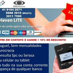 Aumente suas vendas Elimine a inadimplência Receba suas vendas parceladas a vista Sem consulta SPC ou SERASA