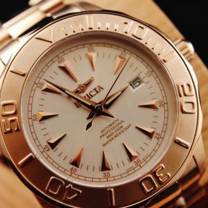 Relógio Invicta Gold - 2306