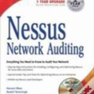 Nessus - #Network Auditing - #security #seguranca #invasao #vulnerabilidades #cracking