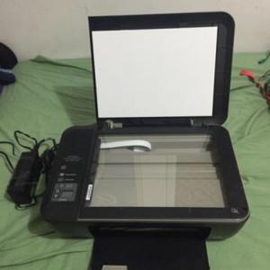 Impressora  mult funcional usada hp 110v  Hp