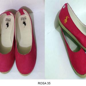 #sapatos #sapatilhas #compra #sapatofeminino #alpargata #novo #alpargatadapolo  Alpargata da polo Material:Camurça Cor /Tamanho Rosa-35