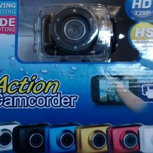 ACOMPANHA NA CAIXA ORIGINAL ! Tela touchscreen | Camera Filmadora | Camera Prova DAgua | Sportcam Sport Hd | Filmadora HD 720P | HD1280