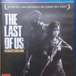 The Last of Us Remastered usado-original