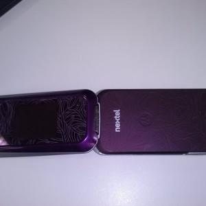 Motorola - Nextel - i786w - Roxo  Vendo motorola nextel i786w, roxo, perfeito. Tem 9 meses dé uso e ainda está na garantia.  Compr