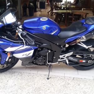 Yamaha r1 2012 13mil km