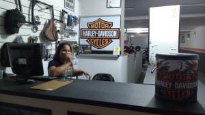 Oficina especializada em motocicletas Harley Davidson e motos Custom