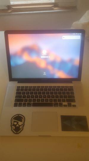 """MacBook Pro 15.4""""Early 2010-USADO, mas em ótimo estado de conservação #apple #mac #pro #macbook #macbookpro #notebook #laptop #usado"""