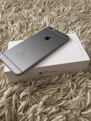1 ano de uso. Ótimo estado. Acompanha pelicula de vidro, 6 capinhas, carregador e caixa. #iphone #iphone6plus #case #celular