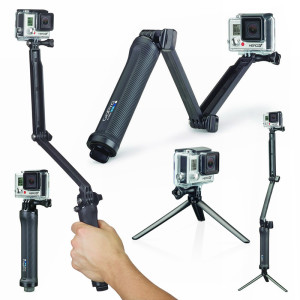 #Gopro Pole Bastão Original 3 Way #NOVO #lacrado