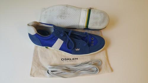 #tenis #osklen #original #football #series #edicao #limitada #novo sem uso tamanho 42