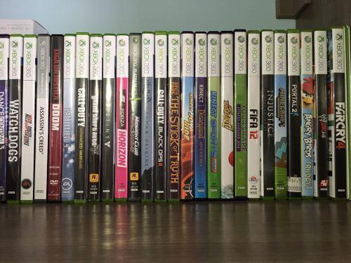 Jogos para XBOX 360 - Cada jogo 50reais  Caso tenha interesse de comprar todos, por favor entrar em contato para negociação