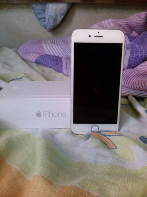 iPhone 6 16gb , sem detalhes, icloud limpo, desbloqueado para todas as operadoras