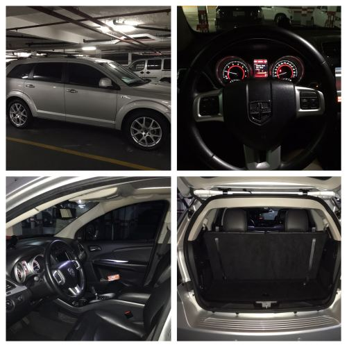Dodge #Journey #R/T 3.6 V6 #Gasolina, ano 12/12, 32.500 km, #Blindada, 7 lugares.