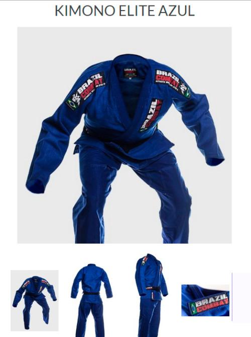 Produto de alta qualidade Brazil Combat. Produzido no Brasil de forma sustentável, sem agressão á Natureza. #Kimono