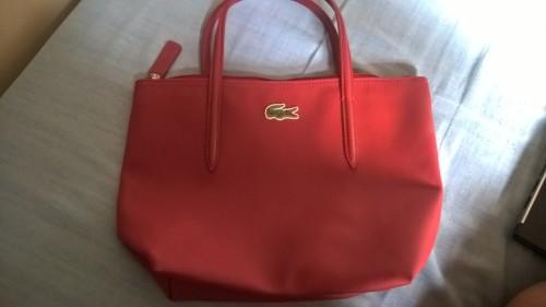 Bolsa Lacoste #nova #lacoste #bag