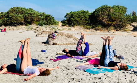 Sardinia Yoga Retreat