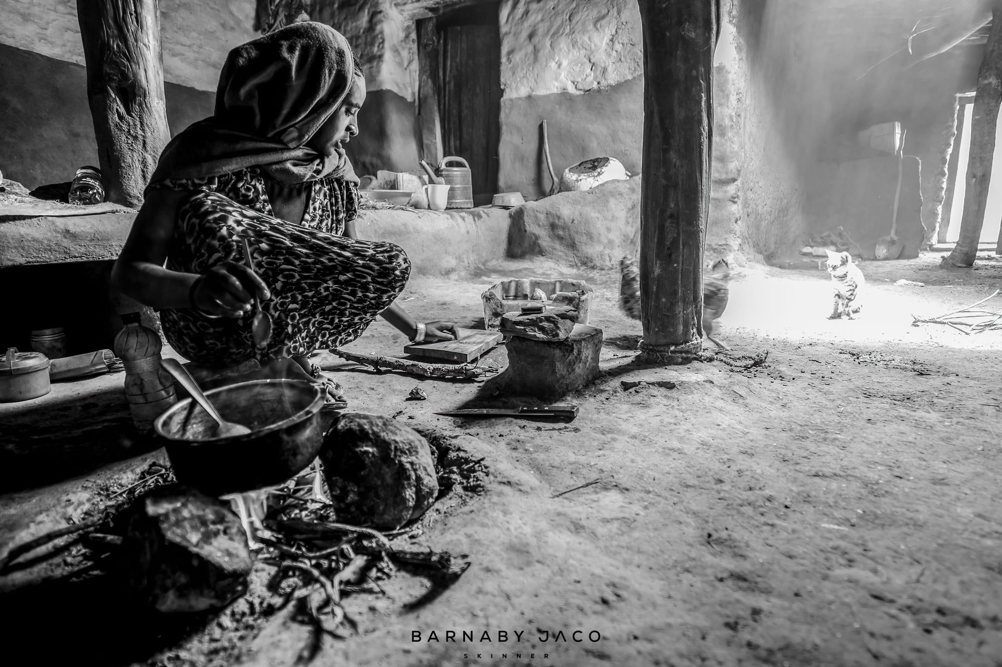 Documenting iNGO participant interviews in Ethiopia