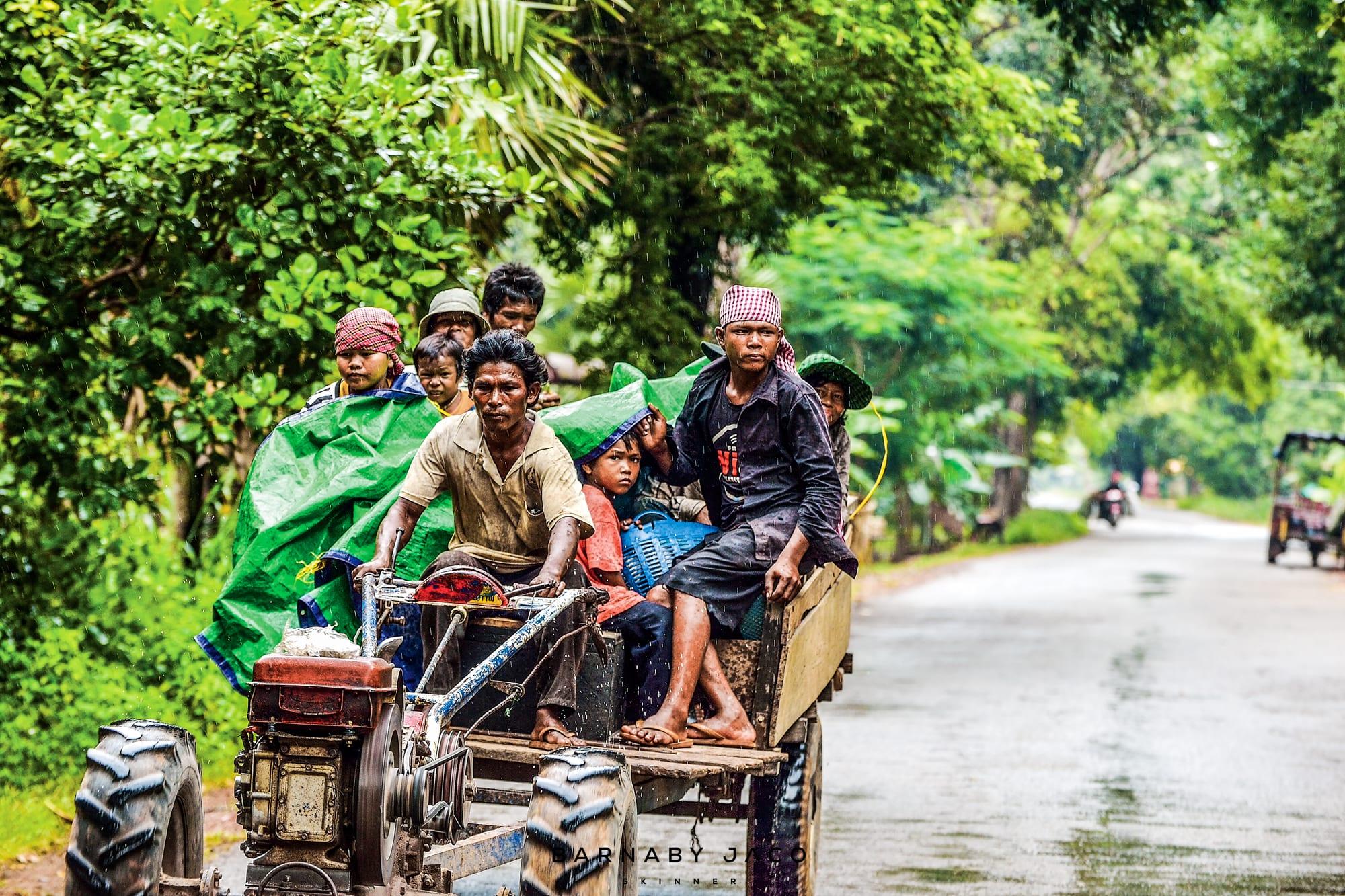 Candid Cambodia