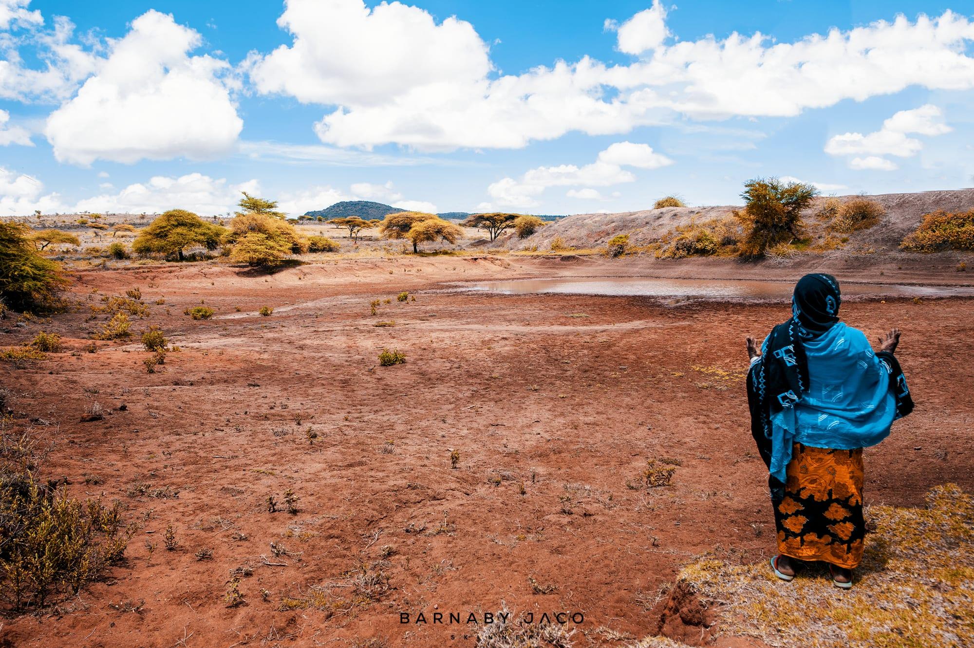 Imaging Aid Work in Ethiopia's Borana Zone