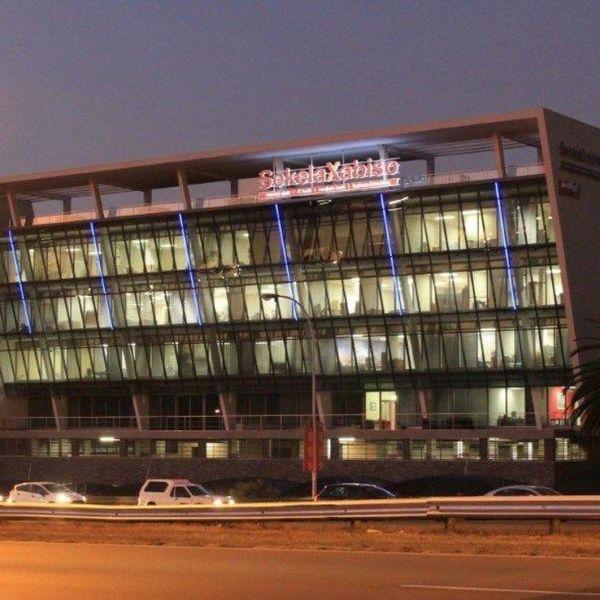 Ground Floor - Building 1