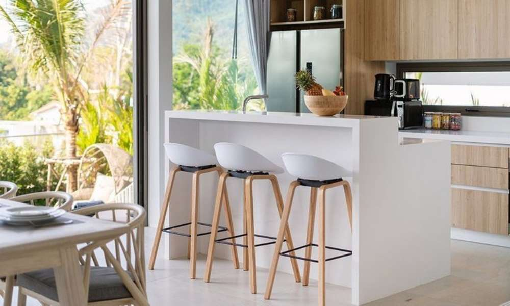 how to fix damage bar stools