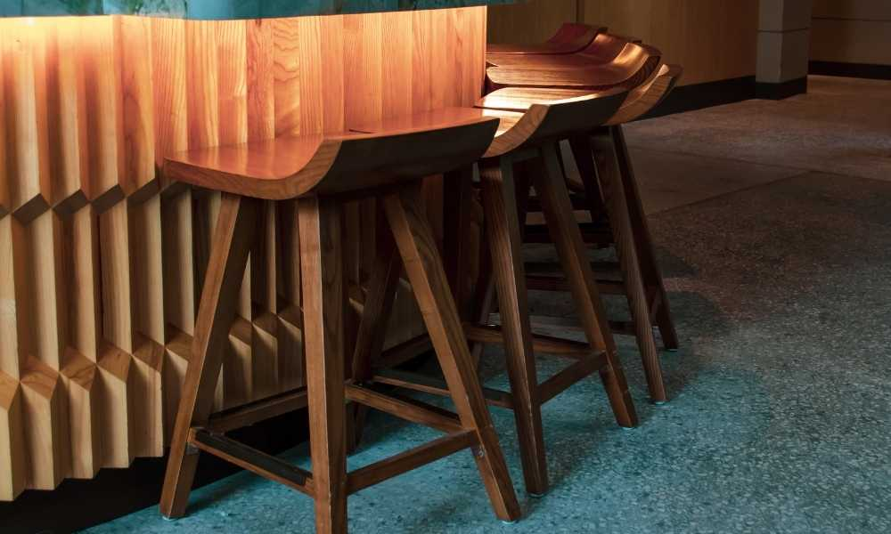 best bar stools with arms