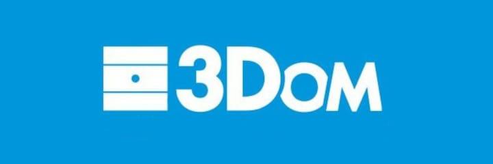 логотип 3Dom
