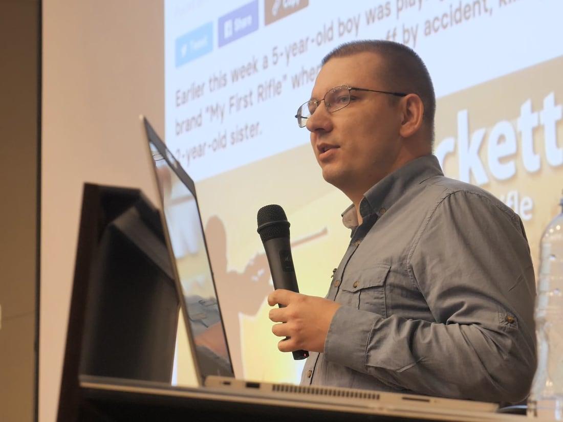 Дмитрий Бартошевич рассуждает о маркетинге