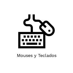 Mouses y Teclados