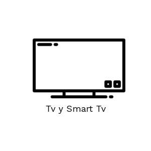 Tv y Smart Tv