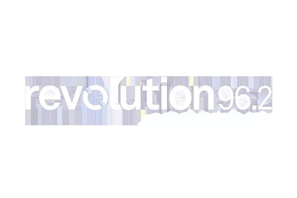 Partner Station: Revolution 96.2 logo