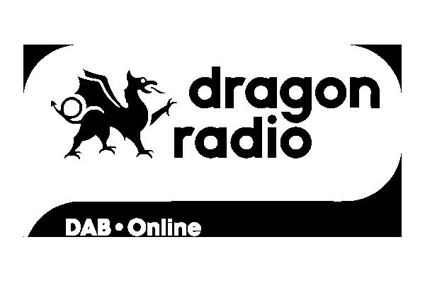 Partner Station: Dragon Radio Wales logo