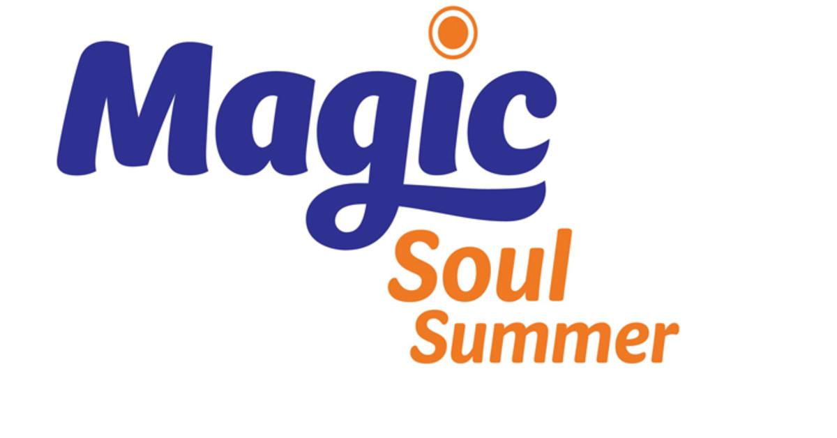 Magic Radio Launches Magic Soul Summer - Press releases