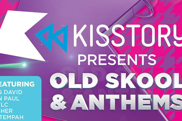 Kisstory 39 s old school anthems goes straight into itunes for Classic house anthems