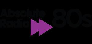 Absolute Radio 80s logo