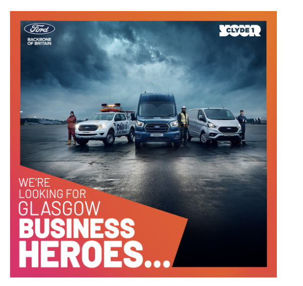 Ford Business Heroes