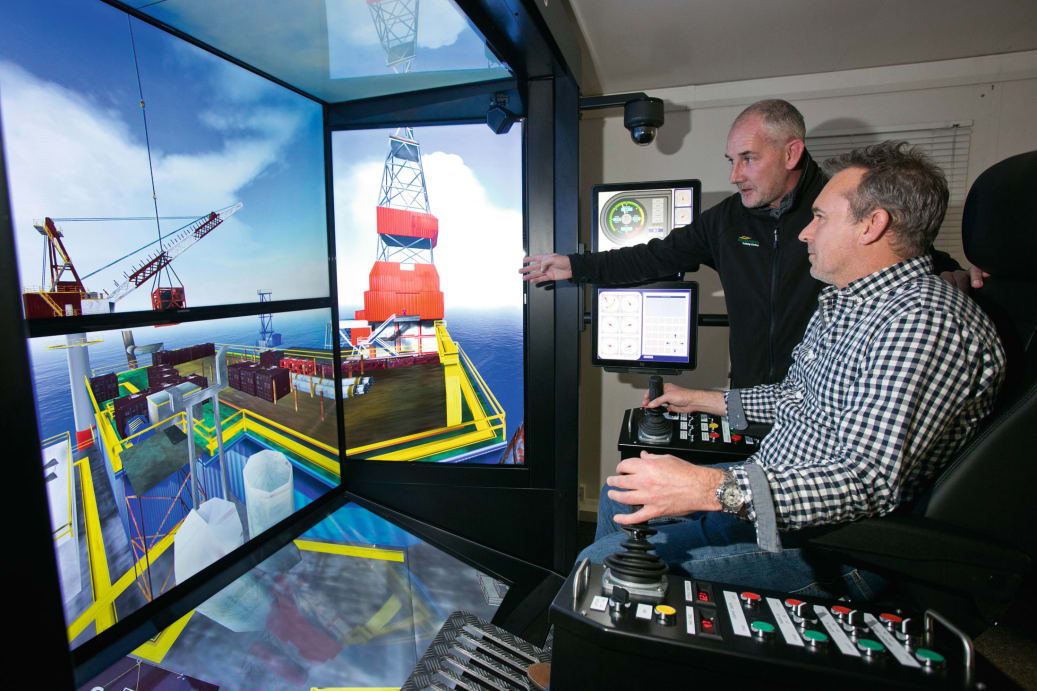 Assessing New Heights Offshore - HSME Magazine