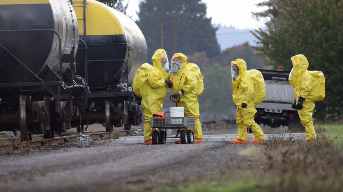 Six Steps To Hazardous Material Emergency Response Planning - HSI