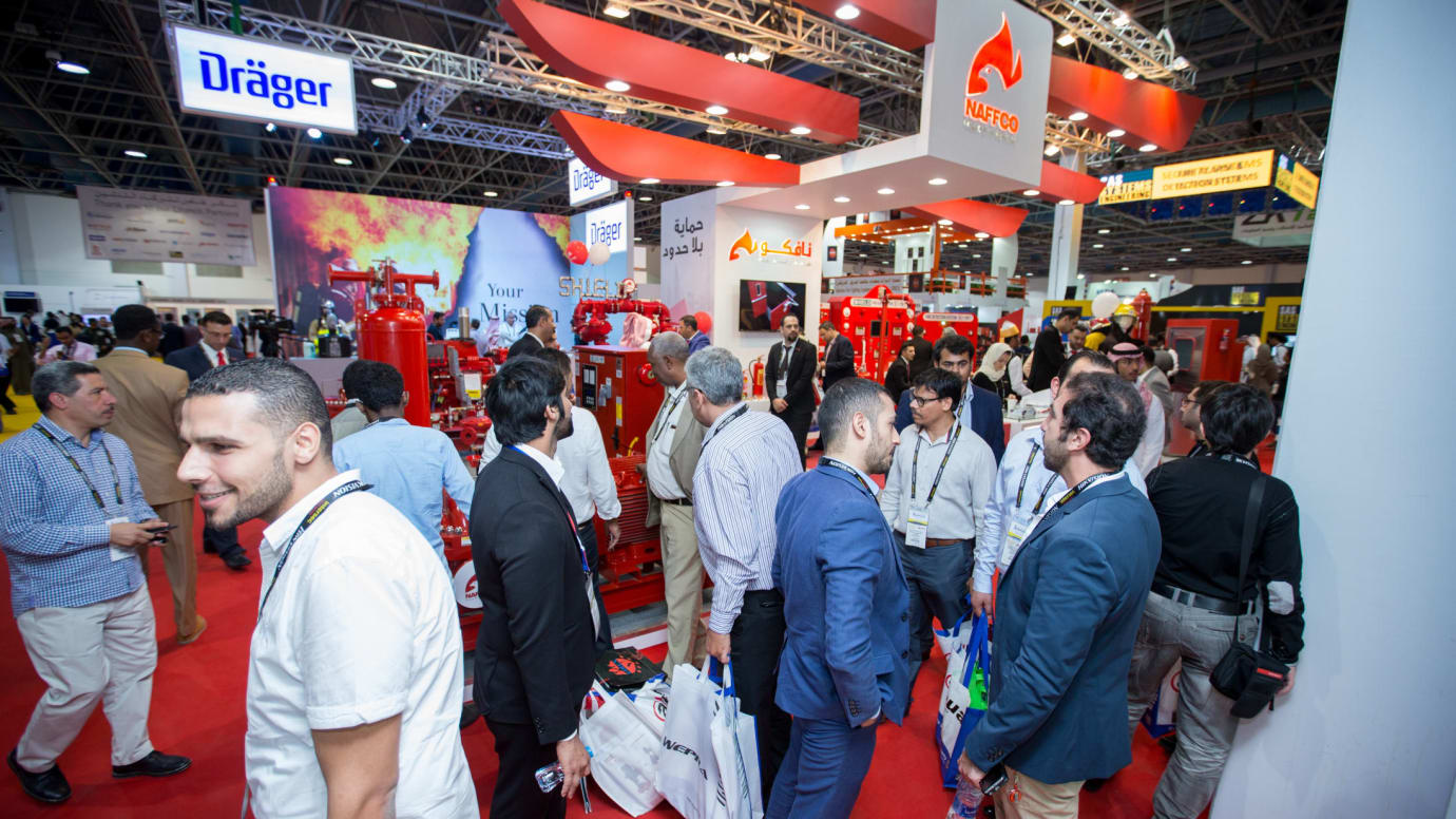 Security and Fire Forums at Intersec Saudi Arabia - HSME