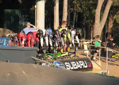 Bayside BMX Start Gate